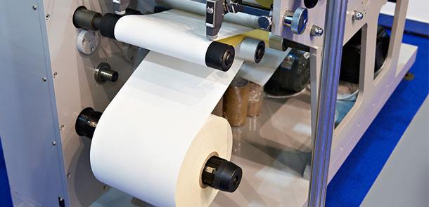 Création et impression d'étiquettes adhésives environnementales